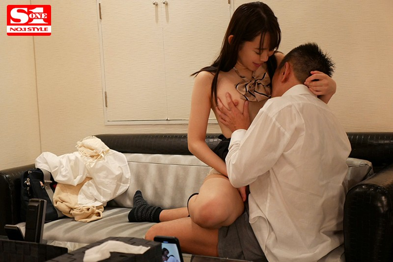 SSNI-395 An Orgasmic Middle Aged Man And A Devoted