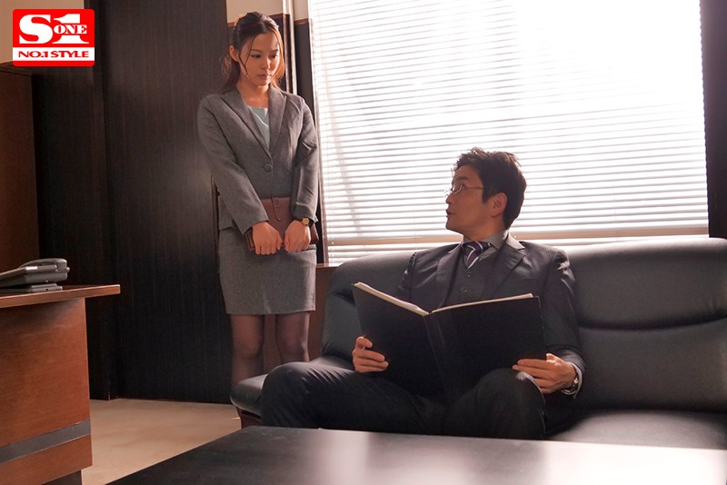 SSNI-437 The Female Secretary Who Was The Object Of Envy